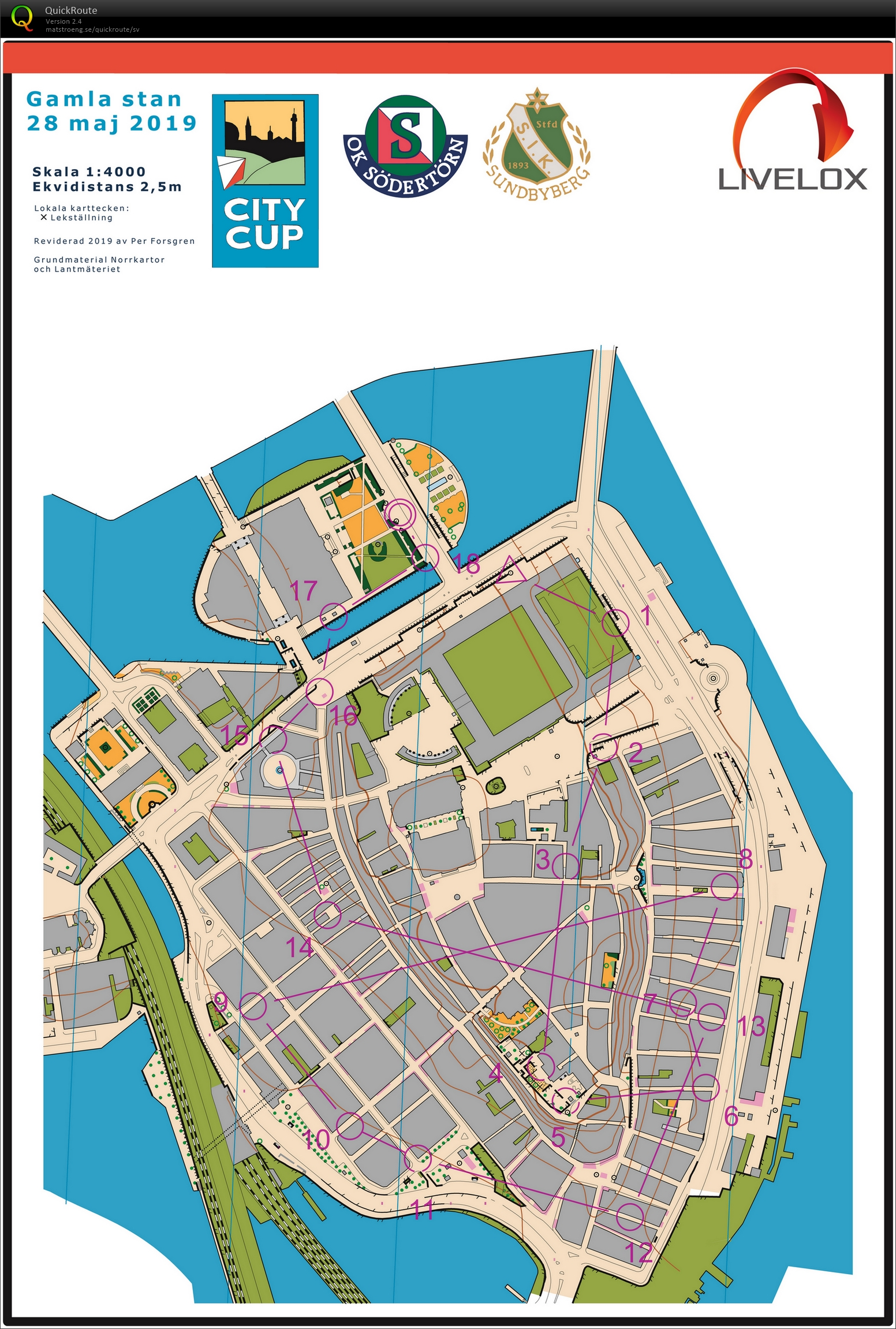 Stockholm City Cup #3 (28/05/2019)